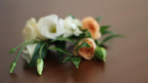 boutonniere for the groom Live Action