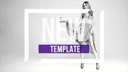 Dynamic Fashion Template Premiere Proテンプレート