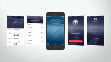 Mobile App Promo After Effects Templates