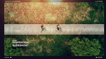 Memories Slideshow After Effects Templates
