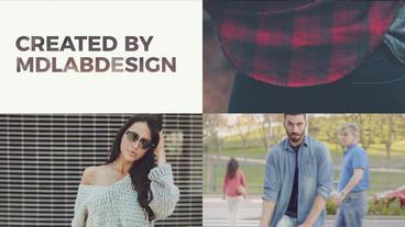 Fashion Slideshow Plantilla de After Effects