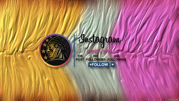 Instagram promo Apple Motion-Vorlage