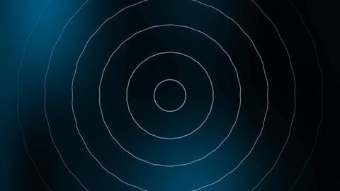 Animation of radio wave, radar or sonar Animation