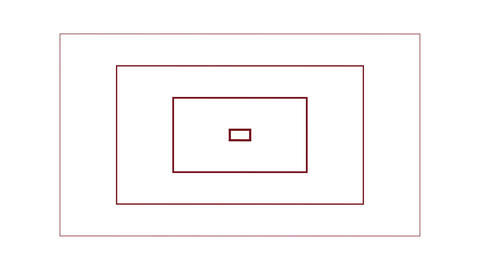 Background with rectangles moving Animation