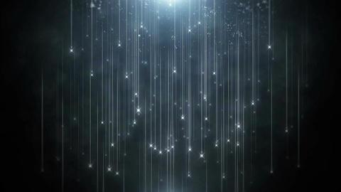 Star Blue Footage GIF