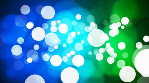Broadcast Light Bokeh, Multi Color, Events, Loopable, 4K Animation