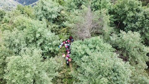 DJI MAVIC 4K Taiwan Nantou Aerial Drone Video Shishui Lulin Yushan Mountain Bild