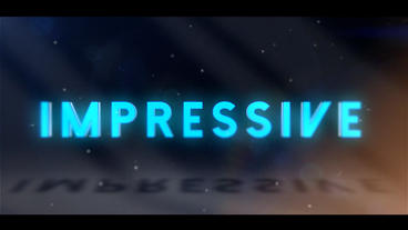 Typo Stomp Opener After Effects Templates