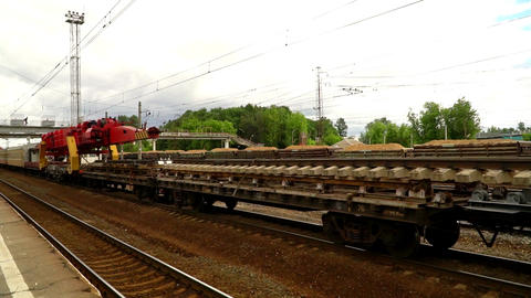 Railway Tracklayers 0