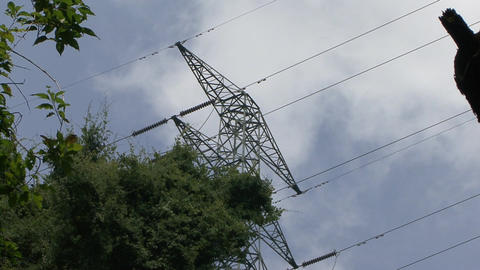Electricity tower ビデオ