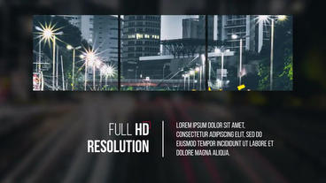 Blink Cube - Corporate After Effects Templates