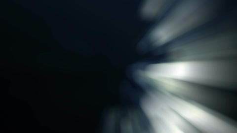 Zoom out of mysterious dancing light Footage