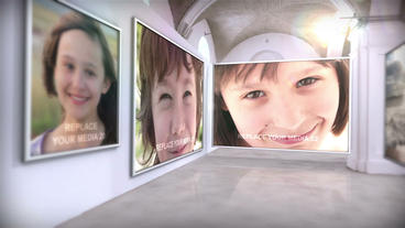 IMAGE GALLERY After Effects Template