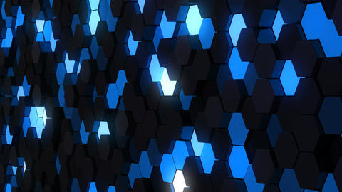 Geometric Wall-B 4 H C1Fd 4k Animation