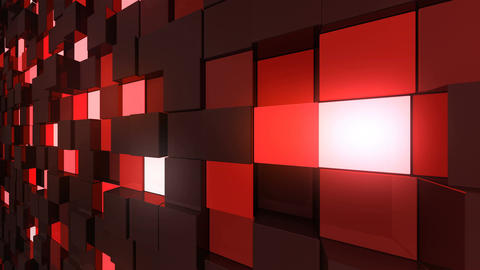 Geometric Wall-B 4 B CpMc 4k Animation