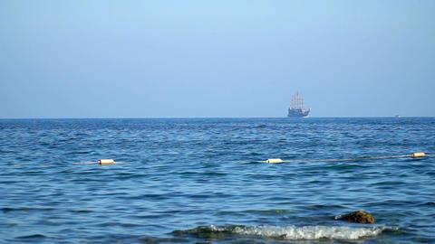 Pirate Ships In The Mediterranean Sea 1
