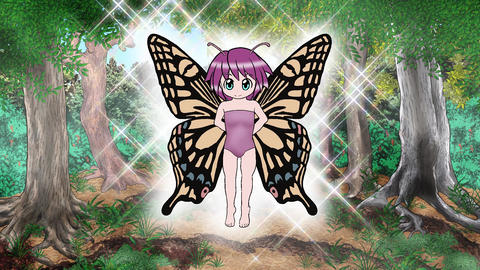 Fairy 10 Animation