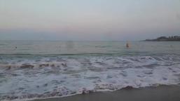 Wave sound Footage