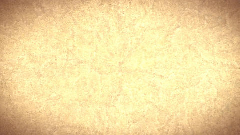 Stop motion parchment background Live Action