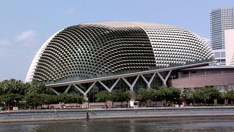 The Esplanade Theater Hall, Singapore Live Action