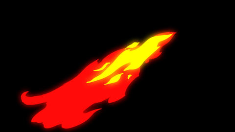 Flash FX FIRE Elements Animation