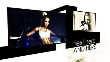 Abstract Intro After Effects Templates