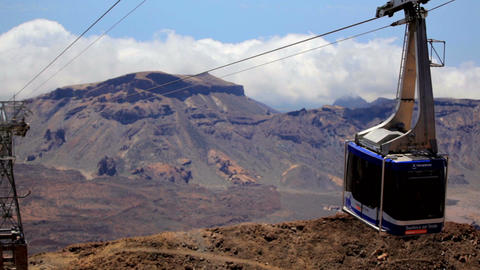 Cableway of Tenerife Live Action