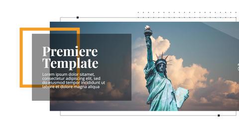 Modern & Clean Presentation Premiere Pro Template