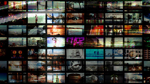 multimedia01 Stock Video Footage
