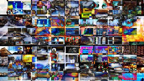 multimedia03 Stock Video Footage