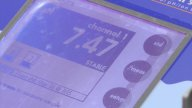 Measuring PH Value Using PH Meter stock footage