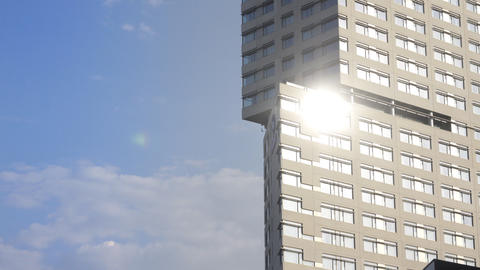 barcelona building00 Footage