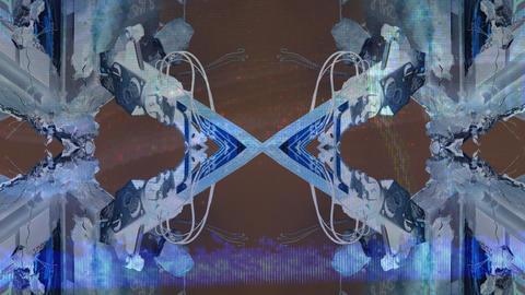 crane munching09 Stock Video Footage