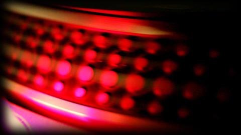 dex spinning01 Stock Video Footage
