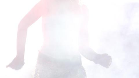 ibiza dancer05 Stock Video Footage