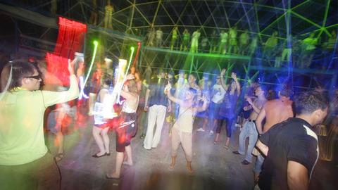 kazantip dancers01 Footage