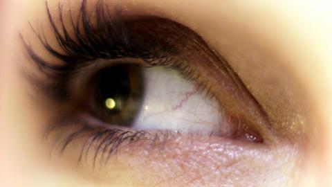 seanna eye00 Stock Video Footage