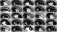 Seanna Eye03 stock footage