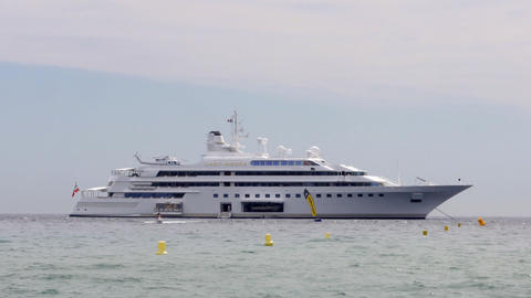st tropez boat03 Footage
