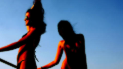 ukraine dancers00 Stock Video Footage