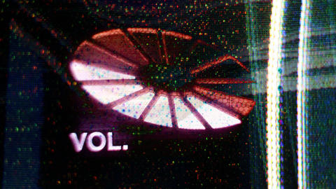 volume disc01 Stock Video Footage