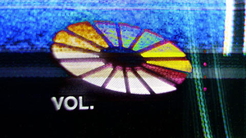 volume disc01 Stock Video Footage