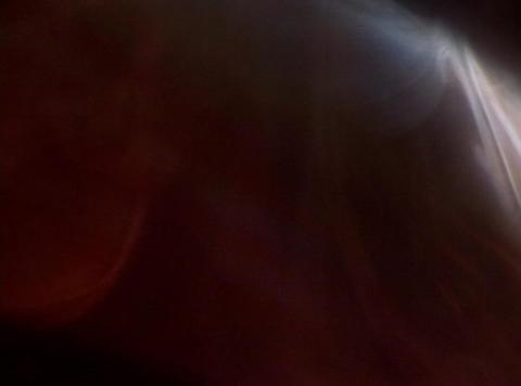 Smoke Orange : VJ Loop 374 Stock Video Footage