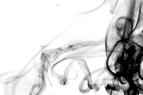 smoke 3 di m Stock Video Footage