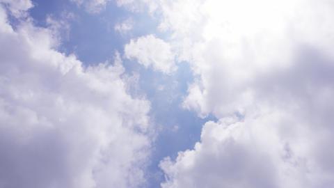 Sky Cloud 110803 A HD Stock Video Footage