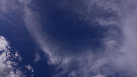 Sky Cloud 110805 A HD Stock Video Footage