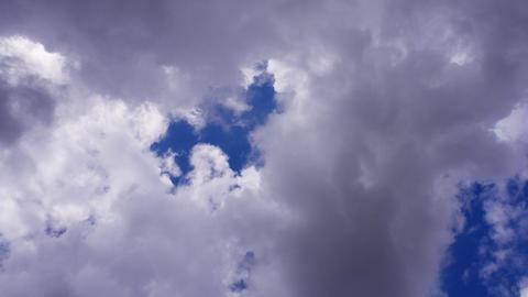 Sky Cloud 110805 D 1 HD Stock Video Footage