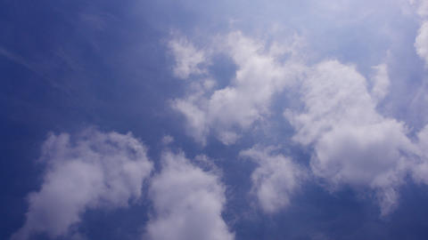 Sky Cloud 110807 A 1 HD Stock Video Footage