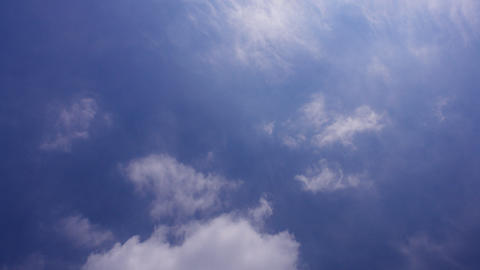 Sky Cloud 110807 A 1 HD Stock Video Footage
