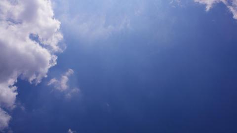 Sky Cloud 110807 B HD Stock Video Footage